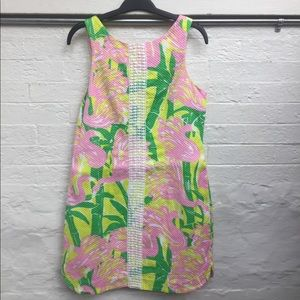 Lilly Pulitzer Nosey Posey Shift